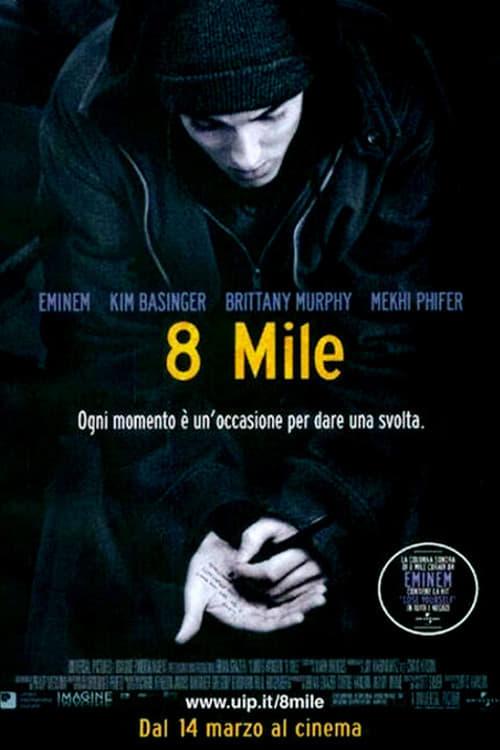 "Poster del Film ""8 Mile"""