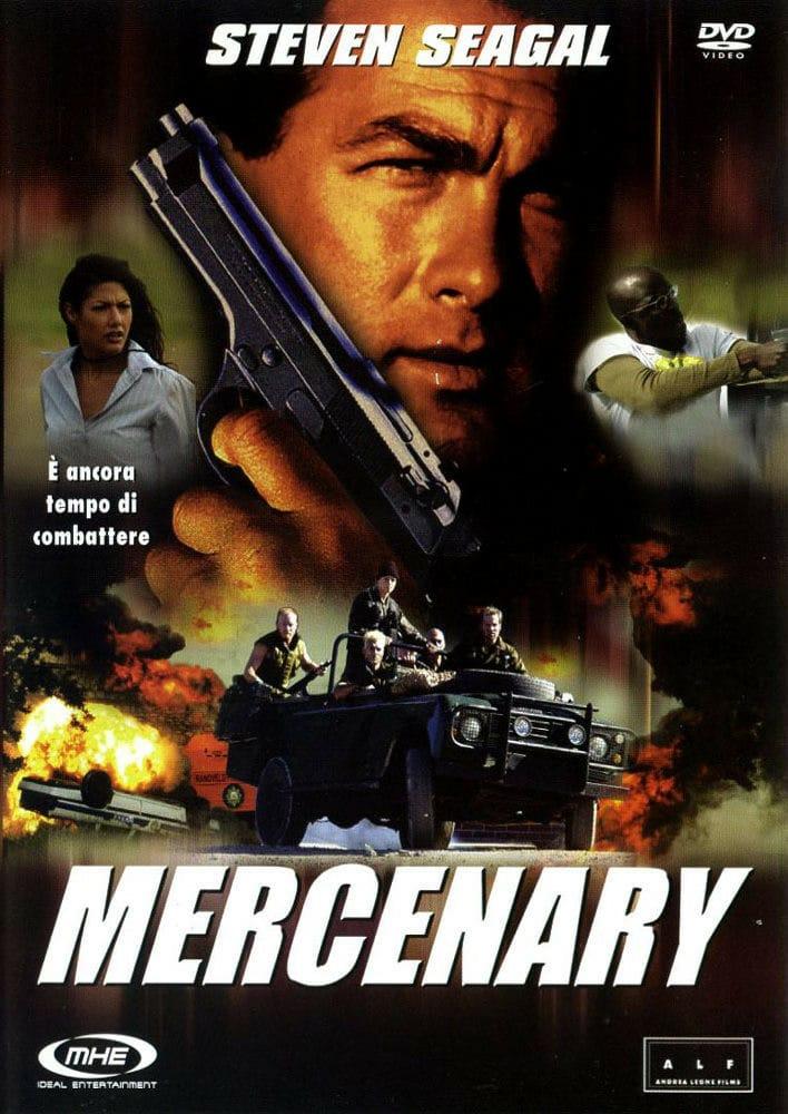 "Poster del Film ""Mercenary for Justice"""