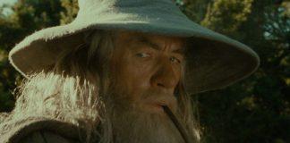 Gandalf il grigio ne Il Signore degli Anelli