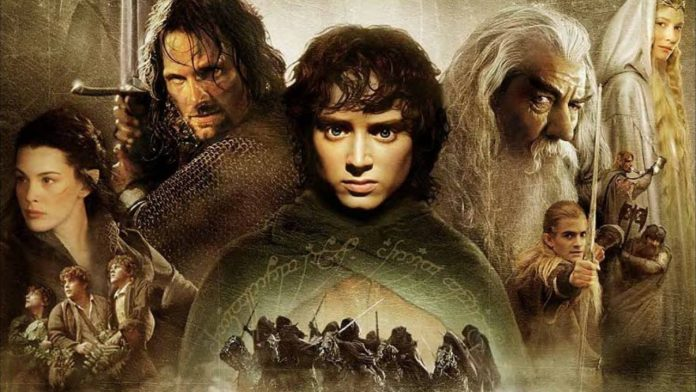 Lord of the rings, il cast del film
