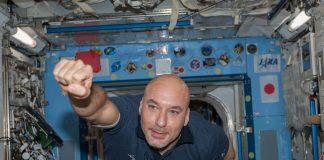 starman: luca parmitano in orbita
