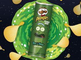 Le pringles di Rick and Morty