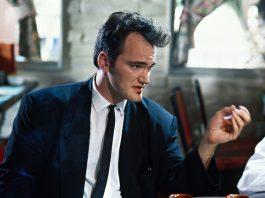Quentin Tarantino David Letterman, madonna tarantino, le iere, like a virgin