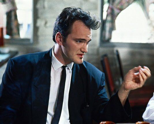 Quentin Tarantino David Letterman