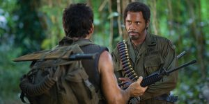 Robert Downey Jr in Tropic Thunder