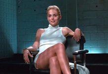Sharon Stone in Basic Instinct