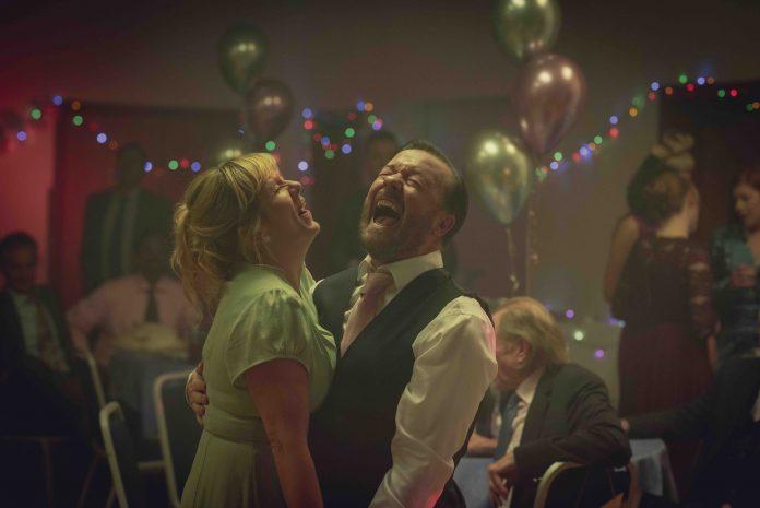 After Life 2, Ricky Gervais urla al cielo