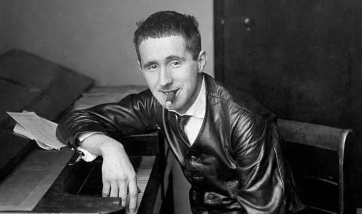 metodi attoriali: Bertolt Brecht