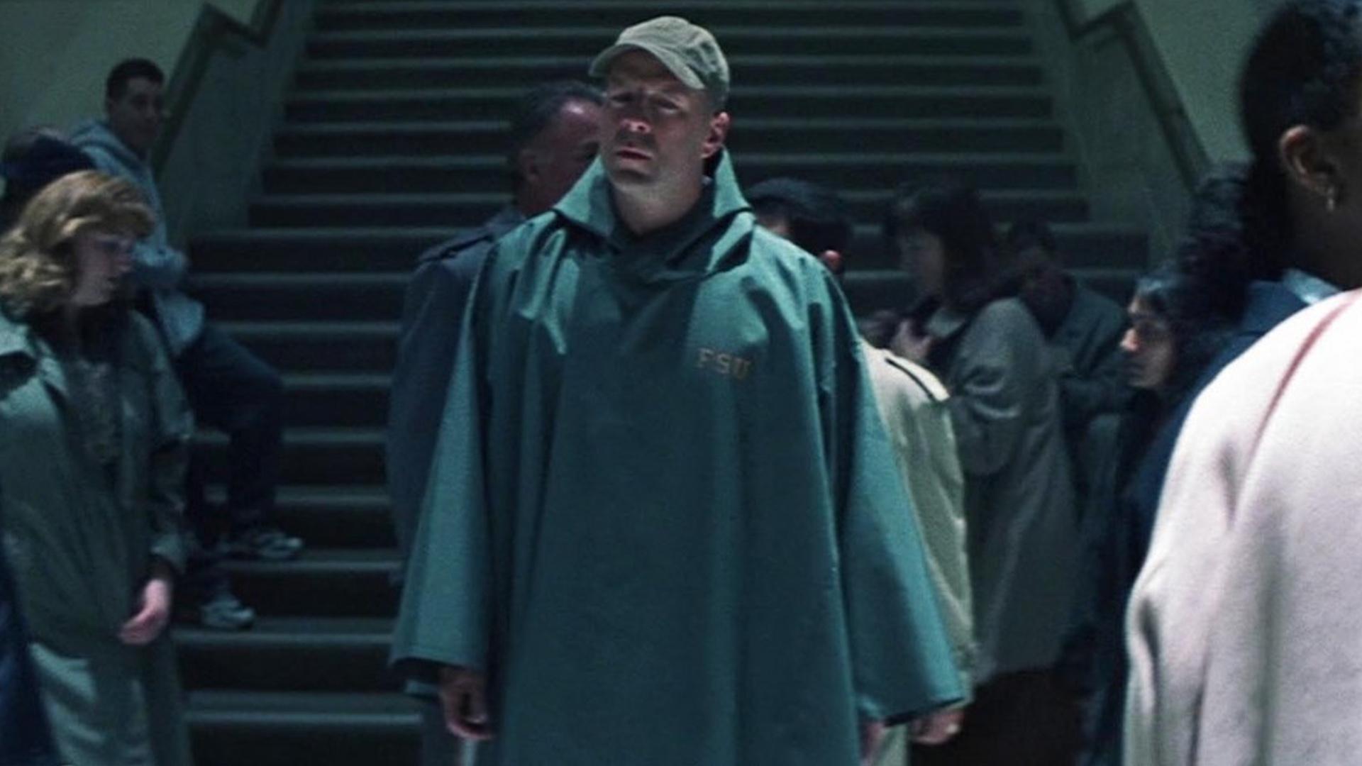 Bruce Willis, Unreakable