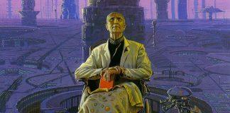 Una delle cover del Ciclo della Fondazione (Foundation) di Asimov