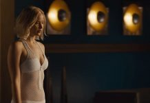 Jennifer Lawrence, Passengers