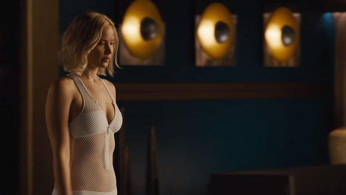 Jennifer Lawrence, Passengers