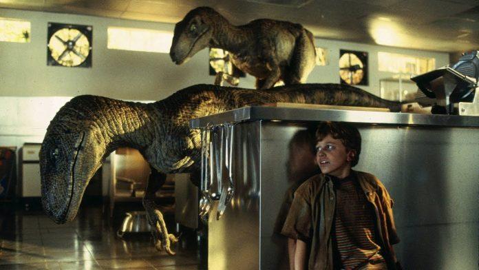 Jurassic Park, Velociraptor