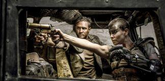 Una scena di Mad Max: Fury Road