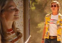 Margot Robbie, Brad Pitt, BAFTA 2020
