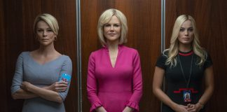 Bombshell Charlize Theron, Nicole Kidman e Margot Robbie