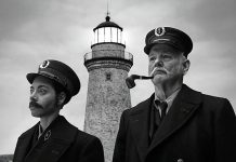 The Lighthouse la parodia Bill Murray Aubrey Plaza