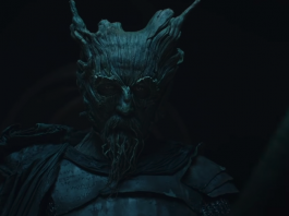 Un mostro da The Green Knight