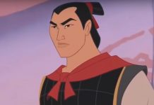 Mulan Li Shang