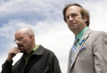 Walter White e Saul Goodman in Breaking Bad