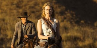 westworld a tema western