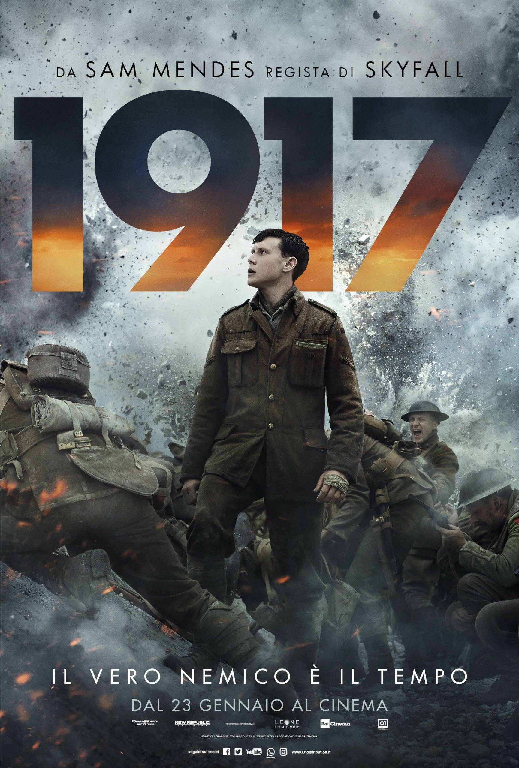"Poster del Film ""1917"""