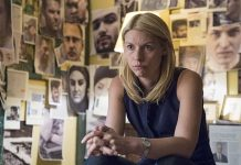 Carrie Mathison in Homeland - Caccia alla Spia