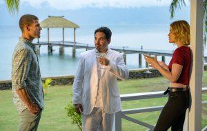 Fantasy Island, il cast