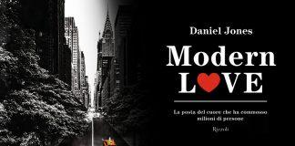 copertina di Modern Love