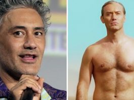 Taika Waititi e Jude Law