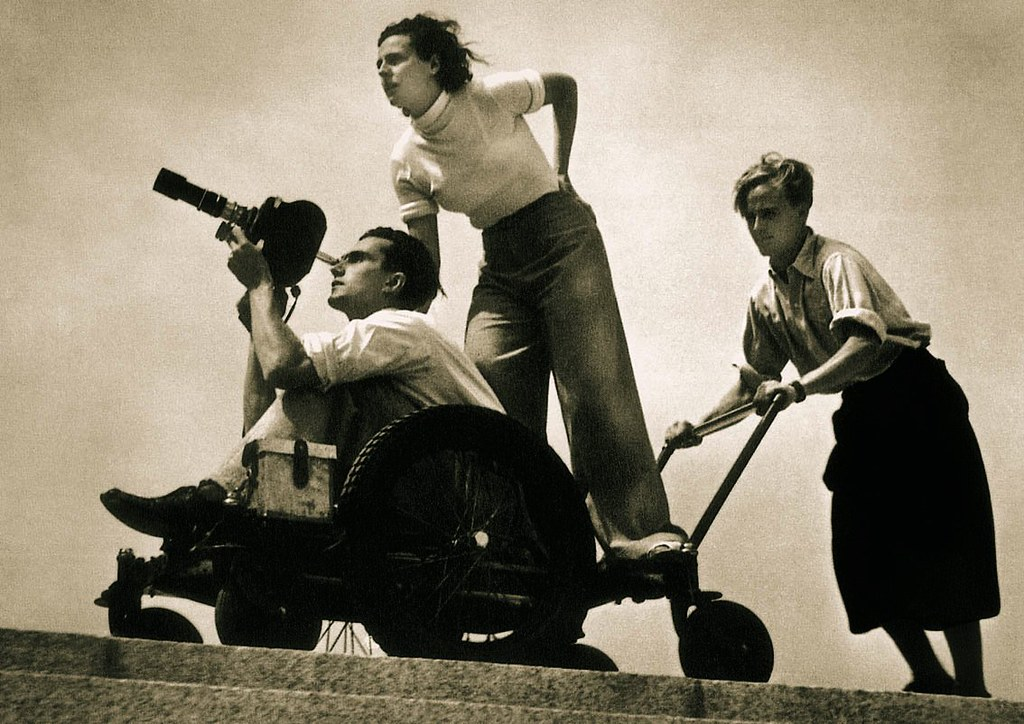 Hunters: Leni Riefenstahl