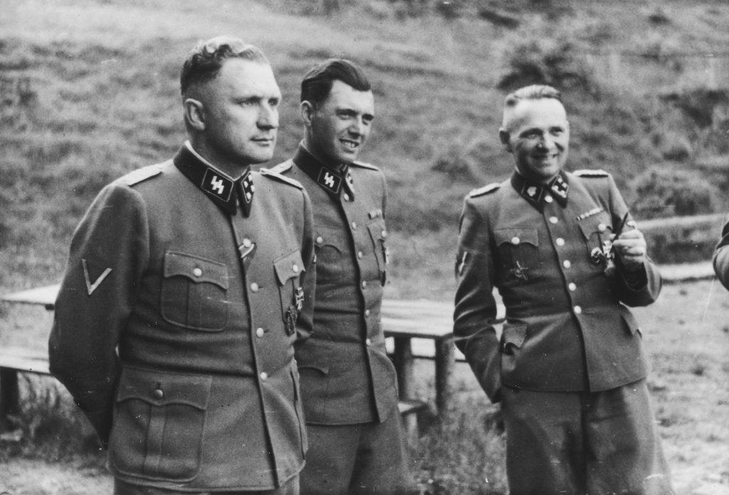 Hunters: Josef Mengele