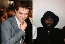 robert pattinson death grips