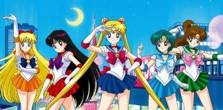 Sailor Moon: Le cinque guerriere sailor