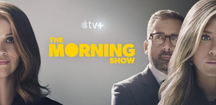 The morning show: il cast