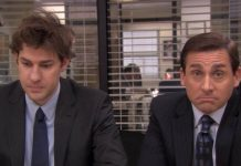 the office, Jim e Michael