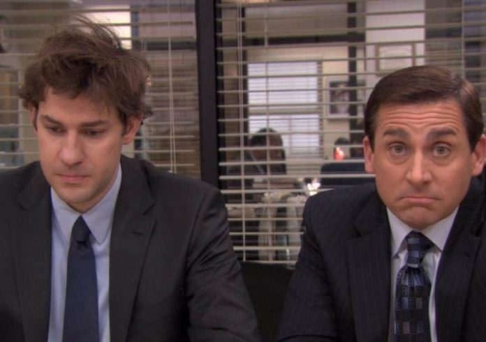 the office, Jim e Michael