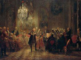 Musica da Camera di Adolph Menzel
