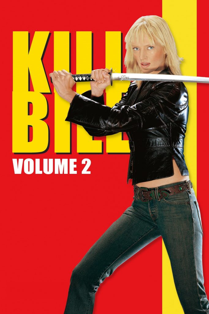 "Poster del Film ""Kill Bill: Volume 2"""