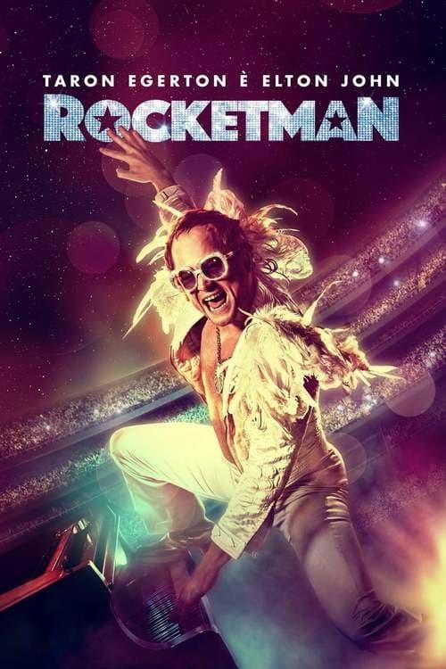 """Poster del Film """"Rocketman"""""""