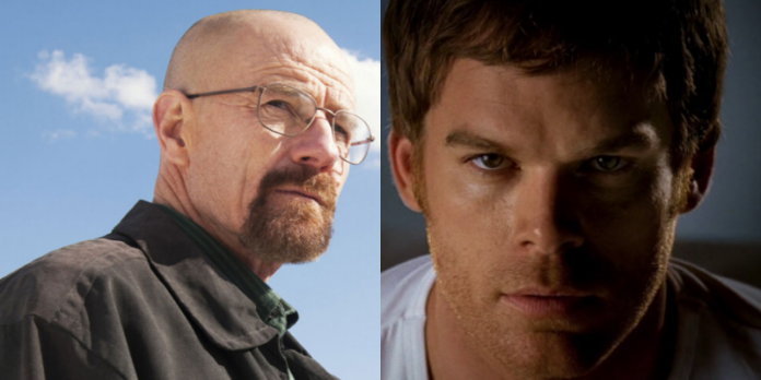 Breaking Bad, Dexter