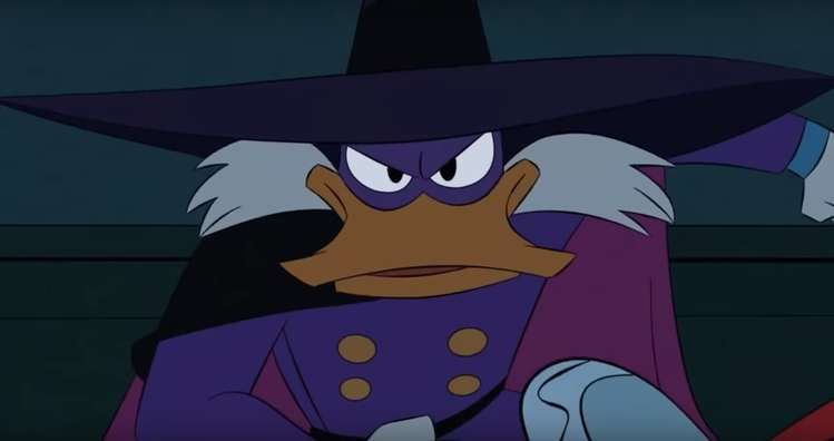 Darwing Duck, Disney Plus