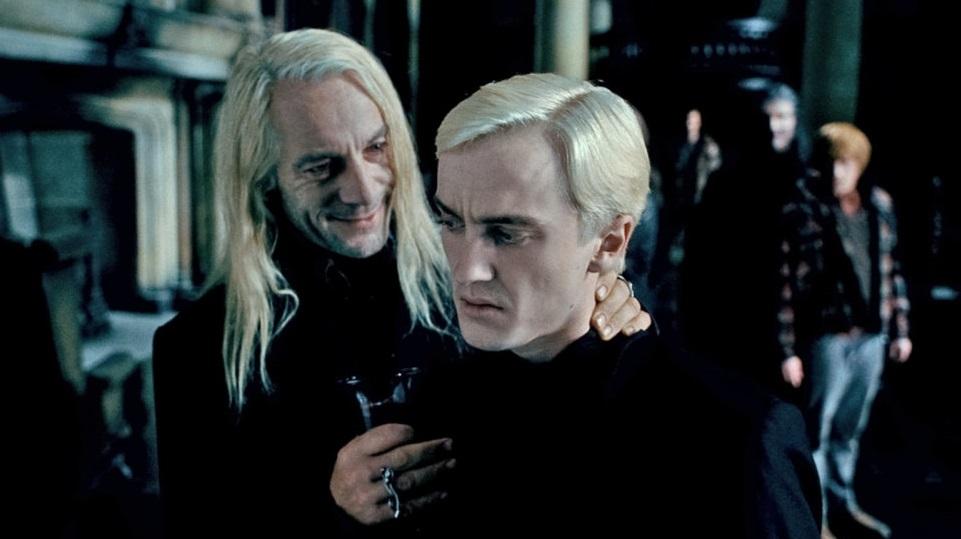 Jason Issacs, droga, Malfoy, harry potter, jason isaacs, tom felton