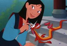 Mulan, Disney Plus