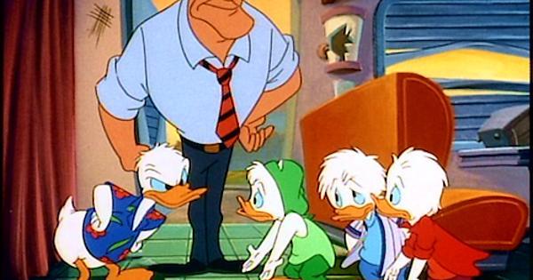 Quack Pack, Disney Plus