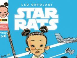 star rats: cover A