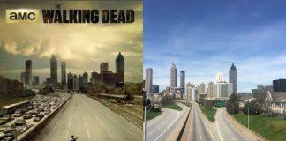 The Walking Dead, Atalanta