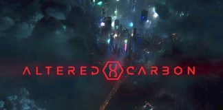 altered carbon: titoli di testa