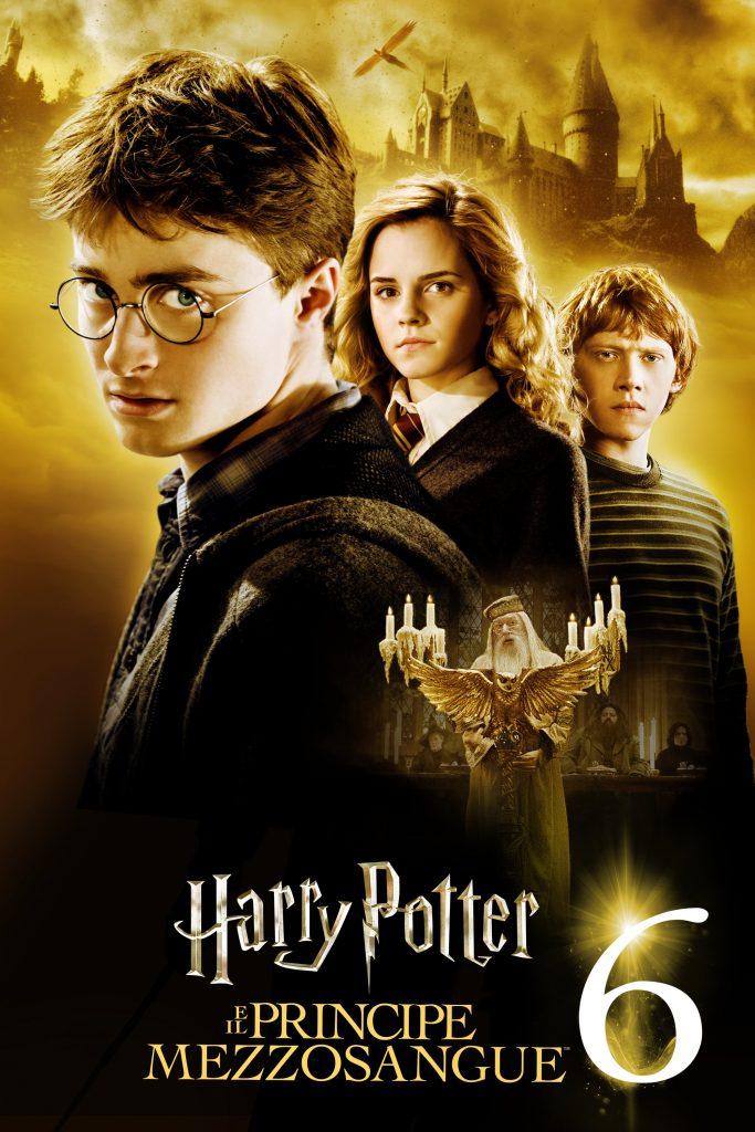 """Poster del Film """"Harry Potter e il principe mezzosangue"""""""
