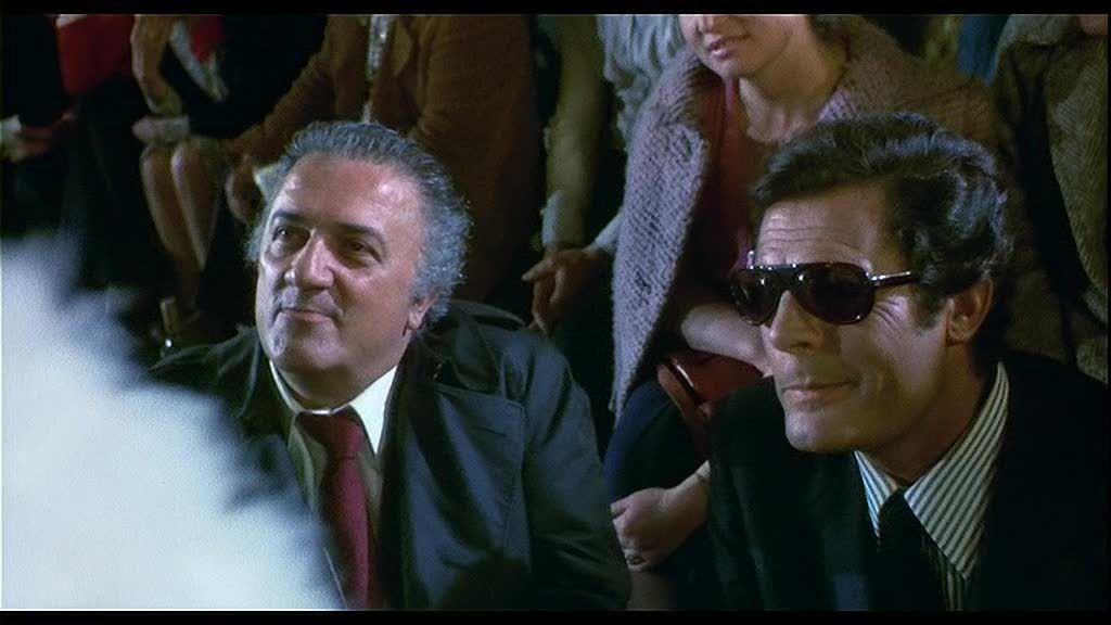 Metacinema: Fellini e Mastroianni